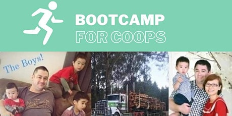 Bootcamp For Coops tickets