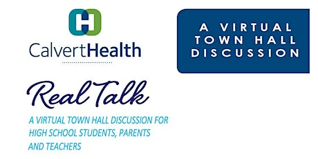 Real Talk: A Town Hall for High School School Students, Parents & Teachers tickets