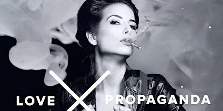 Love + Propaganda Saturday ft. Ryan Lucero - FREE RSVP tickets