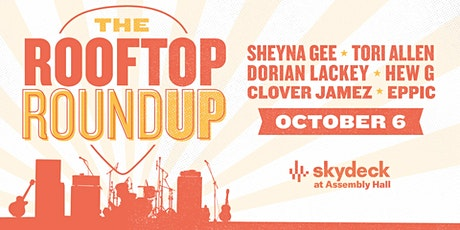 The Rooftop Roundup on Skydeck at Assembly Hall tickets