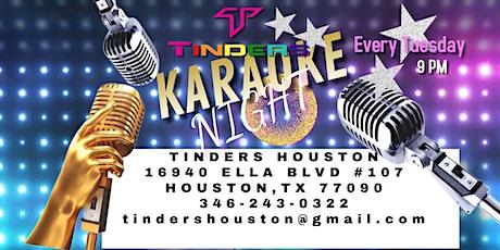 Karaoke Tuesdays Fun Night Life tickets