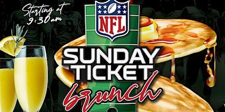 NFL SUNDAY TICKET BRUNCH tickets