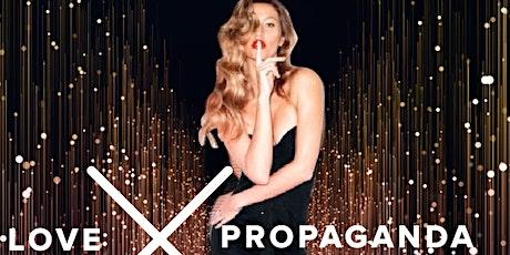 Love + Propaganda Saturday ft. BRANDON BEACH - FREE RSVP tickets