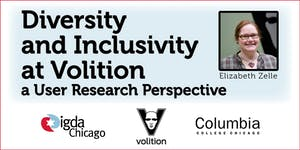 Diversity and Inclusivity at Volition – a User...
