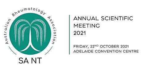 Australian Rheumatology Association (SA/NT) Annual Scientific Meeting 2021 tickets