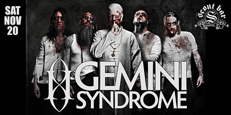 GEMINI SYNDROME tickets