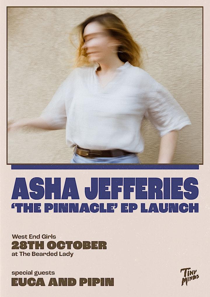 Asha Jefferies 'The Pinnacle' EP Launch image