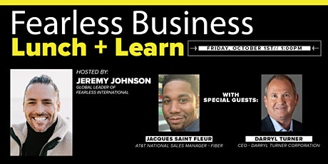 Fearless Business Lunch and Learn tickets