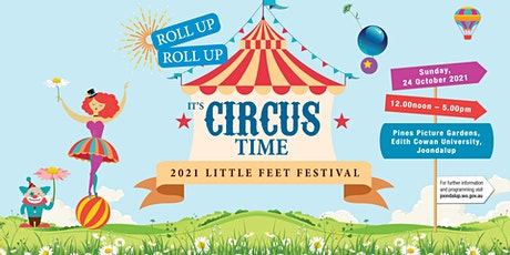 Little Feet Festival tickets