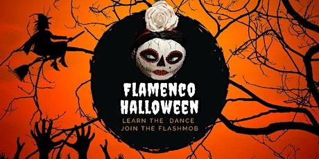 Flamenco Halloween Online Dance! tickets