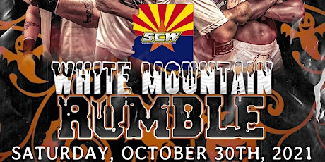 Sonoran Championship Wrestling presents: White Mountain Rumble tickets