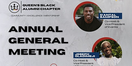 QBAC Annual General Meeting tickets