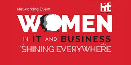 Women in IT and Business in Canada - Networking Event tickets