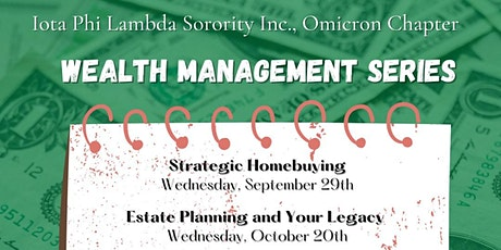 Omicron's Wealth Management Series tickets