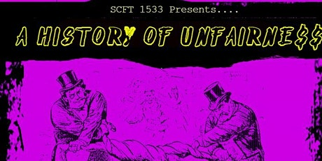 A History of Unfairness tickets