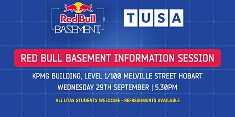 RedBull Basement x TUSA tickets