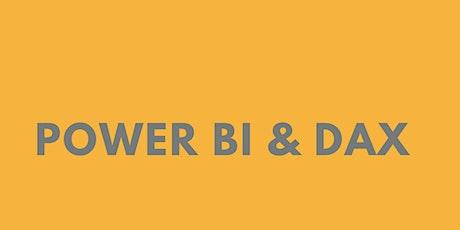 Power BI Basics: Intro to DAX tickets