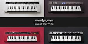 Demo Presentación los nuevos sintetizadores reface de...