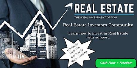 ATL - Financial Flexibility/Generational Wealth Through Real Estate tickets