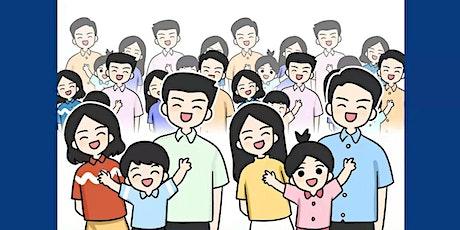 TEC 天津x 四叶花心理   父母成长沙龙-育儿心理误区 tickets
