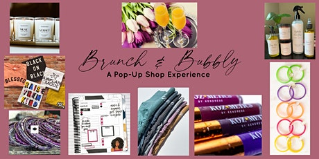 Brunch & Bubbly Pop-Up Shop Experience tickets