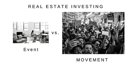 ATL - Tired of Real Estate Events - Join a Movement!! tickets