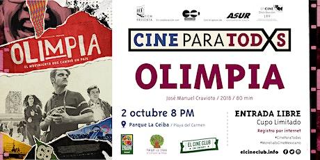 OLIMPIA / Ciclo Cine Para Todxs boletos