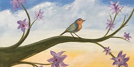 """Painting & Brews - """"Early Bird"""" tickets"""