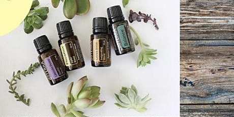 6 Easy Steps To Transforming Your Health With Essential Oils tickets
