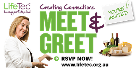 Creating Connections - Meet & Greet (Townsville) tickets