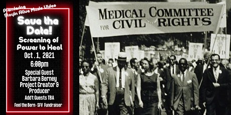 The Power to Heal - Special Screening w/Documentary Creator & Producer tickets