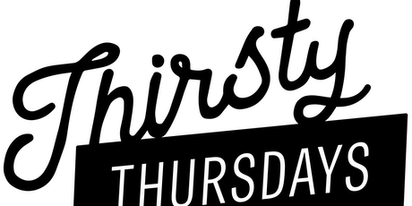 Thirsty Thursday - September 23, 2021 tickets