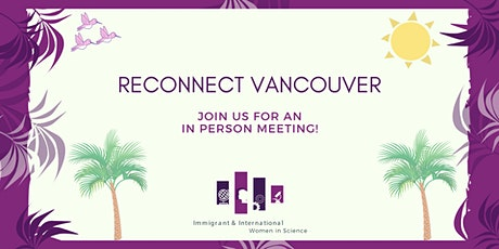 Reconnect Vancouver : September 2021 tickets