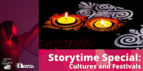Storytime Special: Cultures and Festivals tickets
