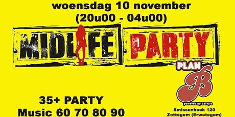 Midlife Party is back tickets