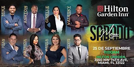 Mega Sabado tickets
