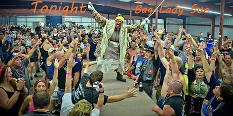 White Path Creek Distillery Presents National Headline Comic  BAG LADY SUE tickets