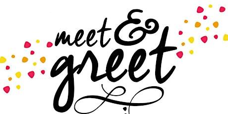 Meet & Greet 2021 tickets