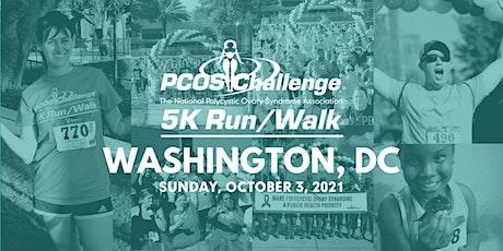 PCOS Walk 2021 - Washington, DC PCOS Challenge 5K Run/Walk tickets