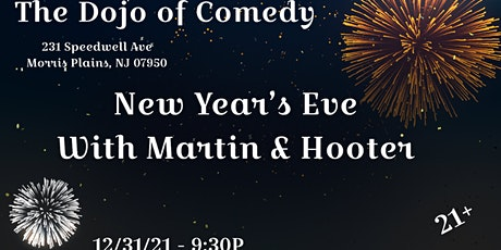 New Year's Eve with Martin & Hooter tickets