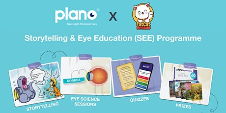 Storytelling & Eye Education (SEE) Programme - Fat Cat Arcade 313@Somerset tickets