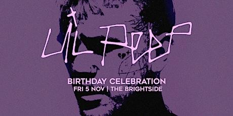 Lil Peep Birthday Celebration tickets
