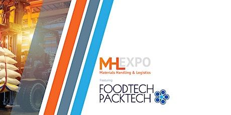 Materials Handling & Logistics Expo tickets