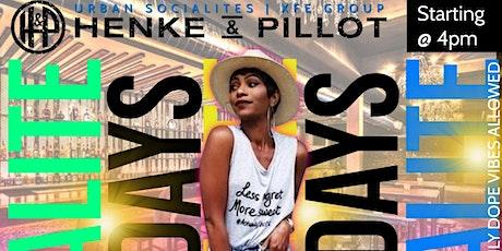 SOCIALITE SUNDAY'S - HENKE + PILLOT tickets