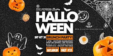 BREKKY! Halloween Brunch! 2nd Annual! tickets