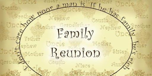 JC's Family Retreat/Reunion