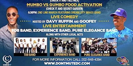 Art All Night Mambo /Gumbo Kick-off in Historic Anacostia This Friday tickets