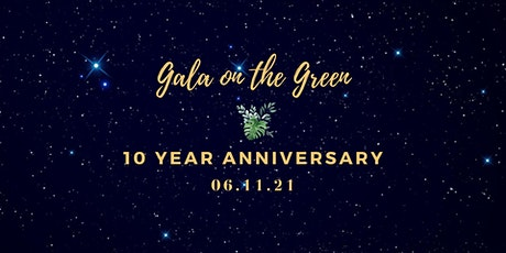 Gala on the Green 2021 tickets