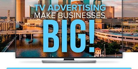 Get your business on TV Presented by Spectrum Reach! FREE VIDEO INCLUDED tickets