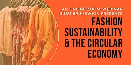RUSU Sustainability and Circular Economy Webinar tickets